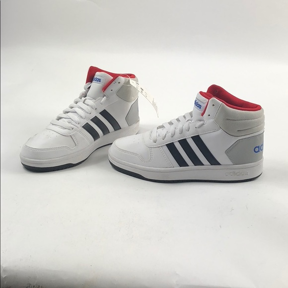 newest fbd0d f0638 adidas Other - Adidas Hoop Mid 2.0 Like New Athletic Shoes D83